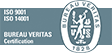 ISO 9001 - ISO 14001 - Certification Bureau Veritas
